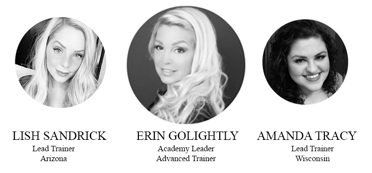 Our Trainers | Advanced Cosmetic Academy | Arizona and Wisconsin